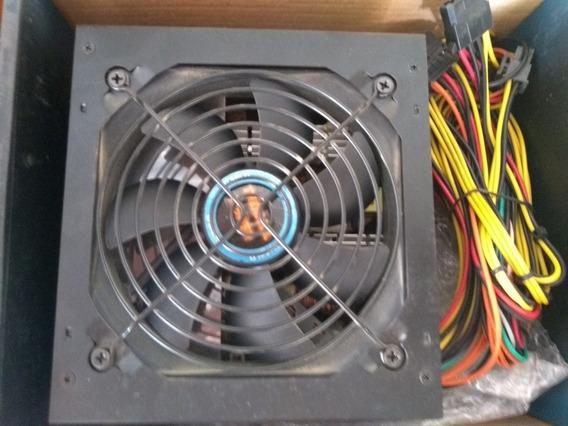 Fonte Thermal Power Tx500 Com Defeito Nao Liga