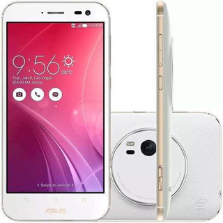 Asus Zenfone Zoom Zx551ml 64/4gb Dual 13mp Branco Vitrine 3