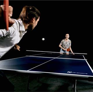 Mesa Ping Pong Md Sports Tamaño Oficial Net Raquetas Pelotas