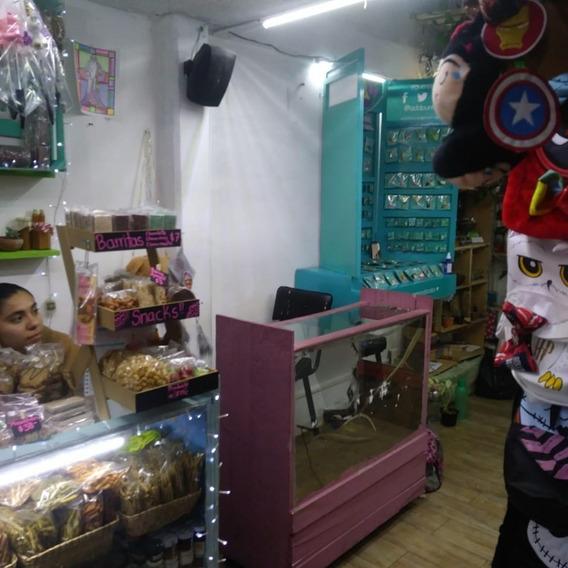 Se Renta Local En Bazar La Casa Del Coyote En El Centro De Coyoacán