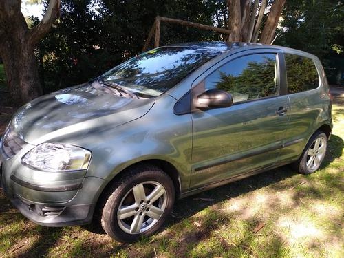 Volkswagen Fox 1.6 Sportline 2009