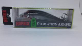 Isca Rapala X-rap Saltwater Sxr10 10cm 13g Cor : S
