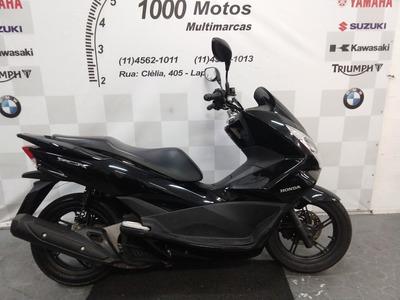 Honda Pcx 150 2016 Otimo Estado Aceito Moto