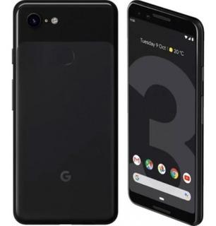 Google Pixel 3 128gb + Película Novo Pronta Entrega Preto