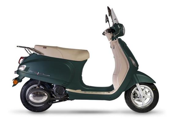 Moto Milano Expert 150 Scooter 0km Urquiza Motos
