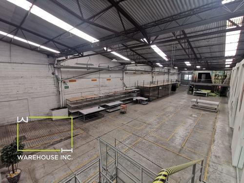 Imagen 1 de 21 de Se Renta Bodega Industrial En Tlalnepantla