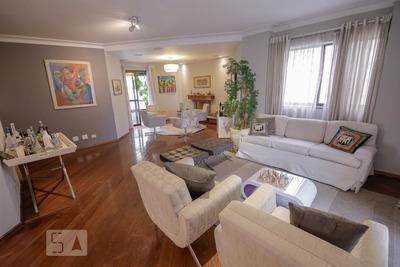 Apartamento No 12º Andar Mobiliado Com 4 Dormitórios E 4 Garagens - Id: 892928859 - 228859