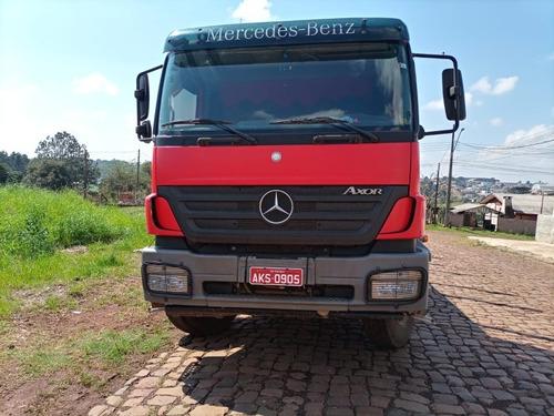 Imagem 1 de 15 de Mercedes Benz Axor 2831