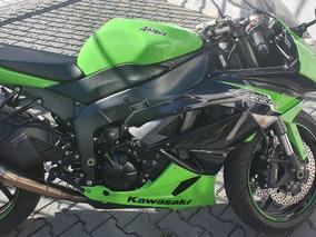 Moto Kawasaki Ninja Zx6r 600cc