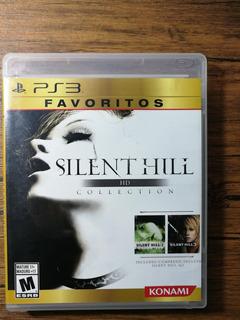Silent Hill Hd Collection Playstation 3 Ps3 Buen Estado !!