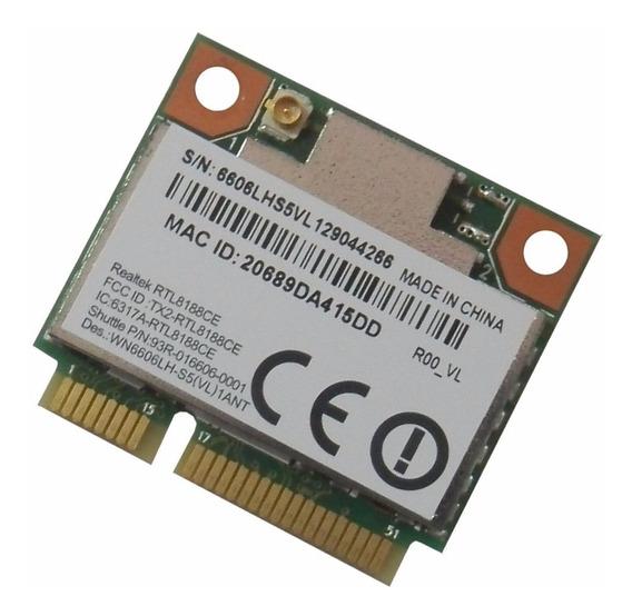 Mini Pci Wireless Original Positivo Sim+ 605 - Rtl8188ce
