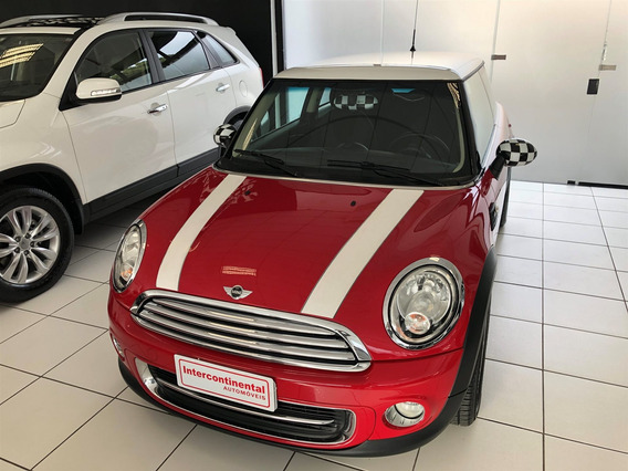 Mini Cooper 1.6 Pepper 16v Gasolina 2p Manual