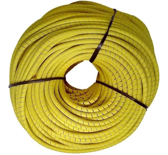 200m Guaina Organizador Amarela Espiral Tube Guia 6,2 Mm