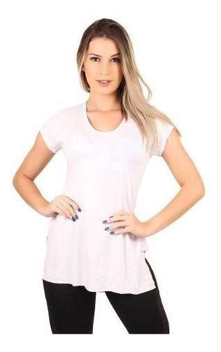 Blusa Feminina Sobre Legging Longa / Tapa Bumbum - Fitness