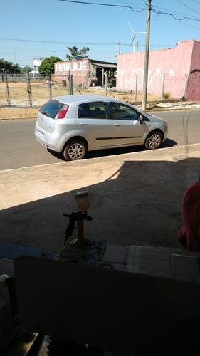 Imagem 1 de 1 de Fiat Punto 2008 1.4 Elx Flex 5p