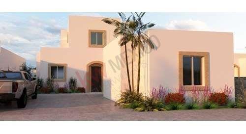 Casa En Venta Desarrollo Residencial Punta Piedra (modelo Aries). La Mision En Ensenada, Baja California.