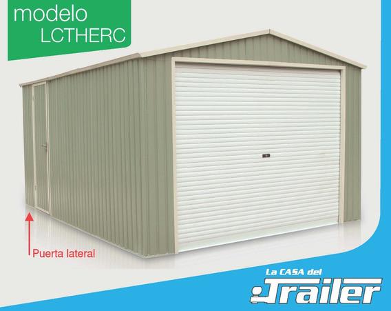 Galpon De Jardin, Galpon Prefabricado, Galpon Garage