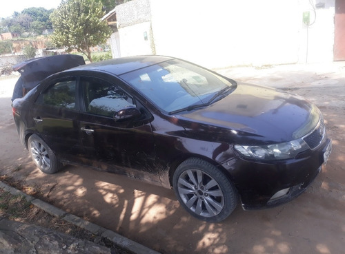 Kia Cerato 2011 1.6 Sx Aut. 4p 126 Hp