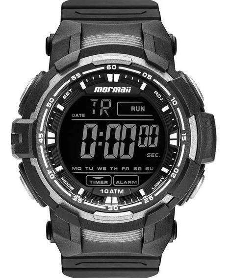 Relógio Mormaii Masculino Wave Mo8121aa/8c Original Barato