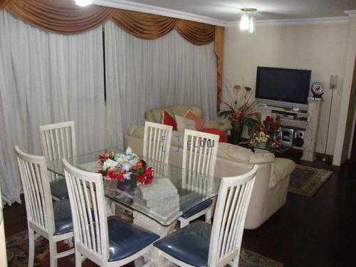 Apartamento Na Vila Clementino, 3 Dormitórios, 1 Banheiro, 1 Vaga, 100 M². - Ap8953