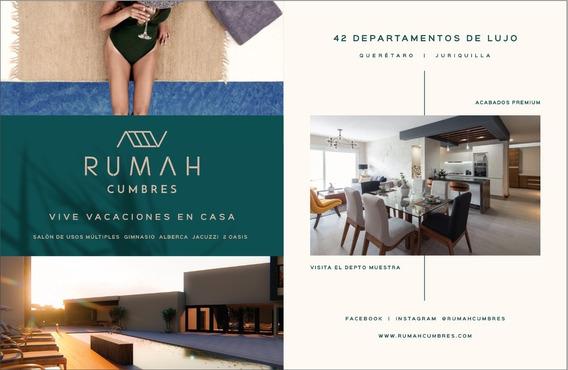 Exclusivos Departamentos De Lujo En Querétaro