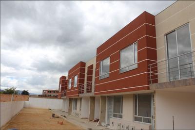 Casas Para Estrenar En Conjunto Cerrado.