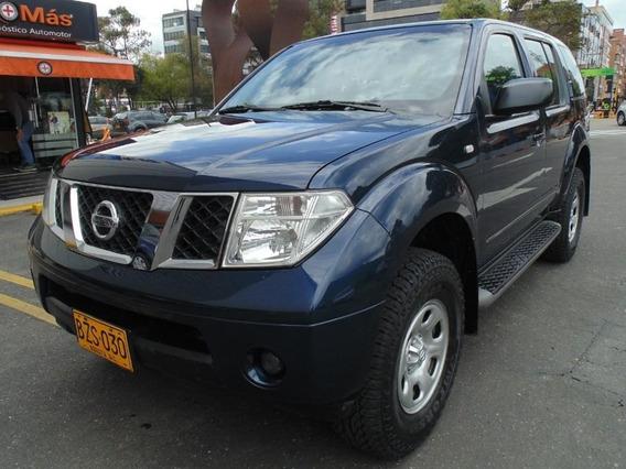 Nissan Pathfinder 4.0 At