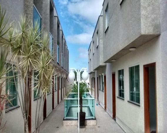 Comprar Sobrado De Condomínio Com 2 Dormitórios Na Vila Jacuí - 4591 - 33479779