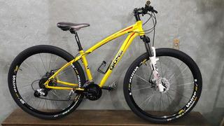 Bicicleta Giosbr Mtb 16º Aro 29 Al Freio Disc (24v)