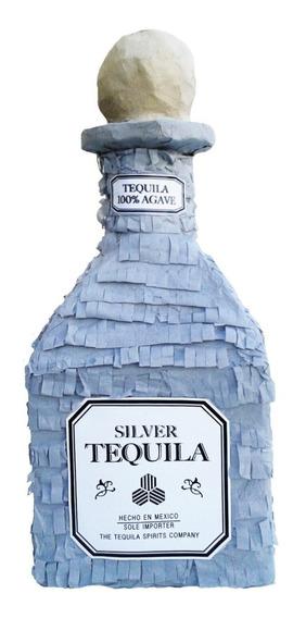 Piña De Botella De Tequila