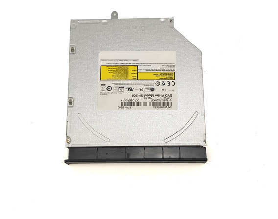 Drive Gravador Cd Dvd Sata All In One Positivo Union C1260