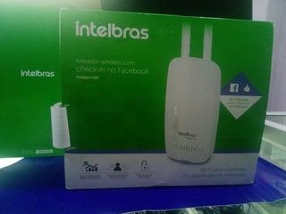 Roteador Intelbras C/check-in No Facebook Hotspot 300 Wifi