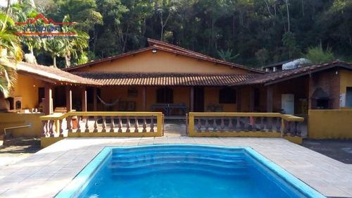 Chácara Com 6 Dormitórios À Venda, 150000 M² Por R$ 2.700.000,00 - Serra Negra - Bom Jesus Dos Perdões/sp - Ch0172
