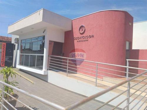 Sala Para Alugar, 10 M² Por R$ 800,00/mês - Vila Assumpção - Botucatu/sp - Sa0067