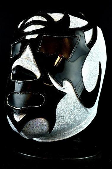 100 Caras 10 Mascara Lycra Semiprofesional Lucha Libre