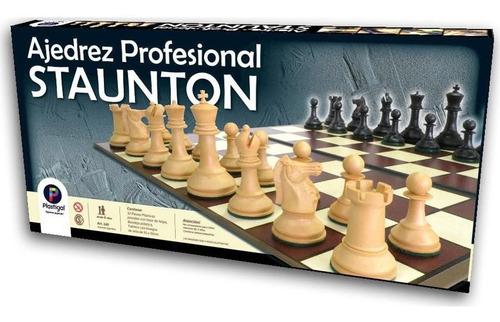 2 Juegos Profesional Staunton