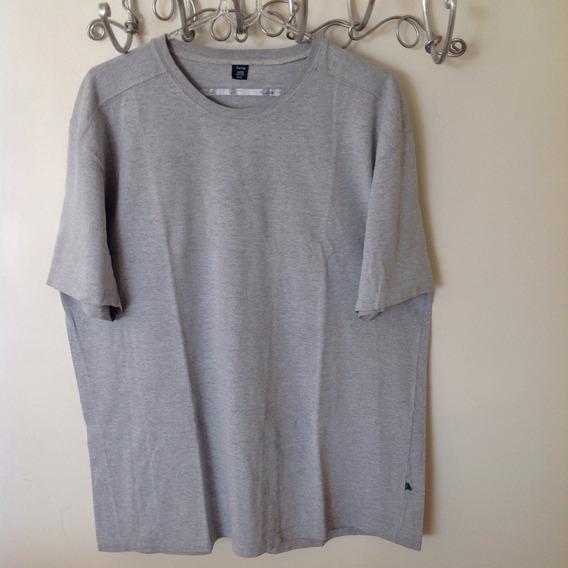Camiseta Cinza Xg