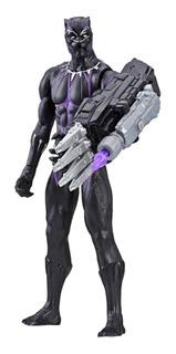 Muñeco Black Panther Avengers Endgame Marvel 30cm Power Fx