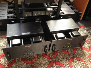 Potencias Valvulares Audio Research Classic 120 - High End