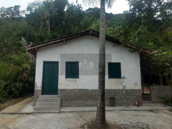 Chácara Com 2 Dorms, Massaguaçu, Caraguatatuba - R$ 400 Mil, Cod: 545 - V545