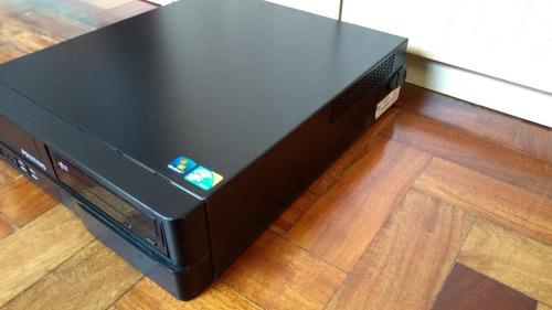 Cpu Desktop Positivo Series K Core I5 650 1ºgen 4gb Hd 500gb