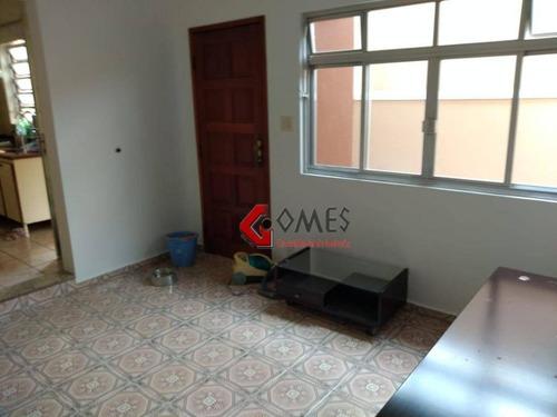 Sobrado Com 3 Dormitórios À Venda, 185 M² Por R$ 700.000,00 - Paulicéia - São Bernardo Do Campo/sp - So1098