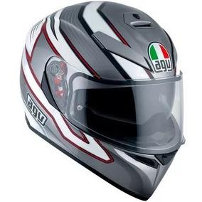 Casco Integral Agv K3 Sv Mizar Dark Grey Punto Motos Miguel