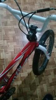 Bicicleta Bmx Venzo Inferno. Rodado 20