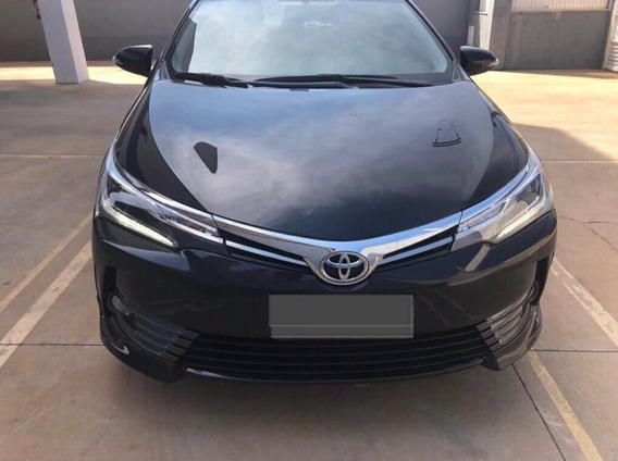 Toyota Corolla Xrs 2017/2018