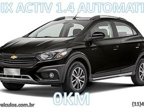 Gm - Chevrolet Onix 1.4 8v 4p Activ Flex