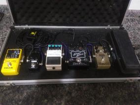 Set De Pedais Troco Por Amplificador