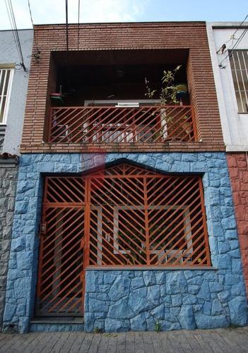 Imagem 1 de 15 de Sobrado - Mooca - Ref: 10086 - V-10086