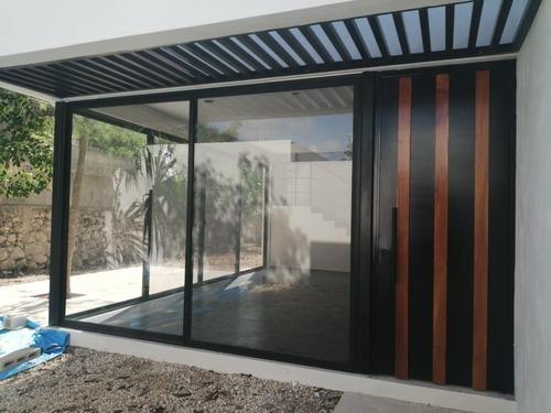 Imagen 1 de 19 de Casa En Venta En Cholul ¡lista Para Entrega!
