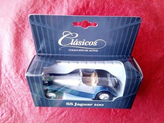 Jaguar Ss 100 Autos Clarin Coleccion Clasicos Nuevo Original